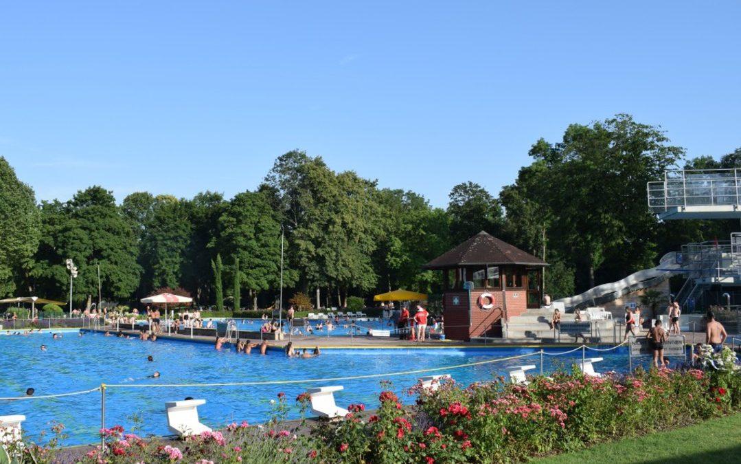 Nach 4879 Besuchern wurde das Breisacher Waldschwimmbad geschlossen